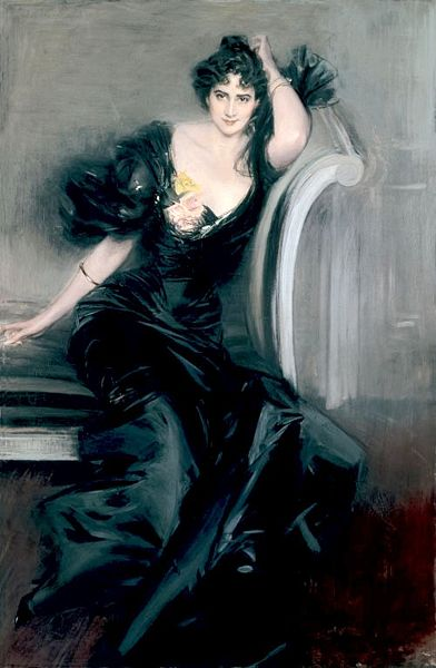 Lady Colin Campbell (1897) by Giovanni Boldini