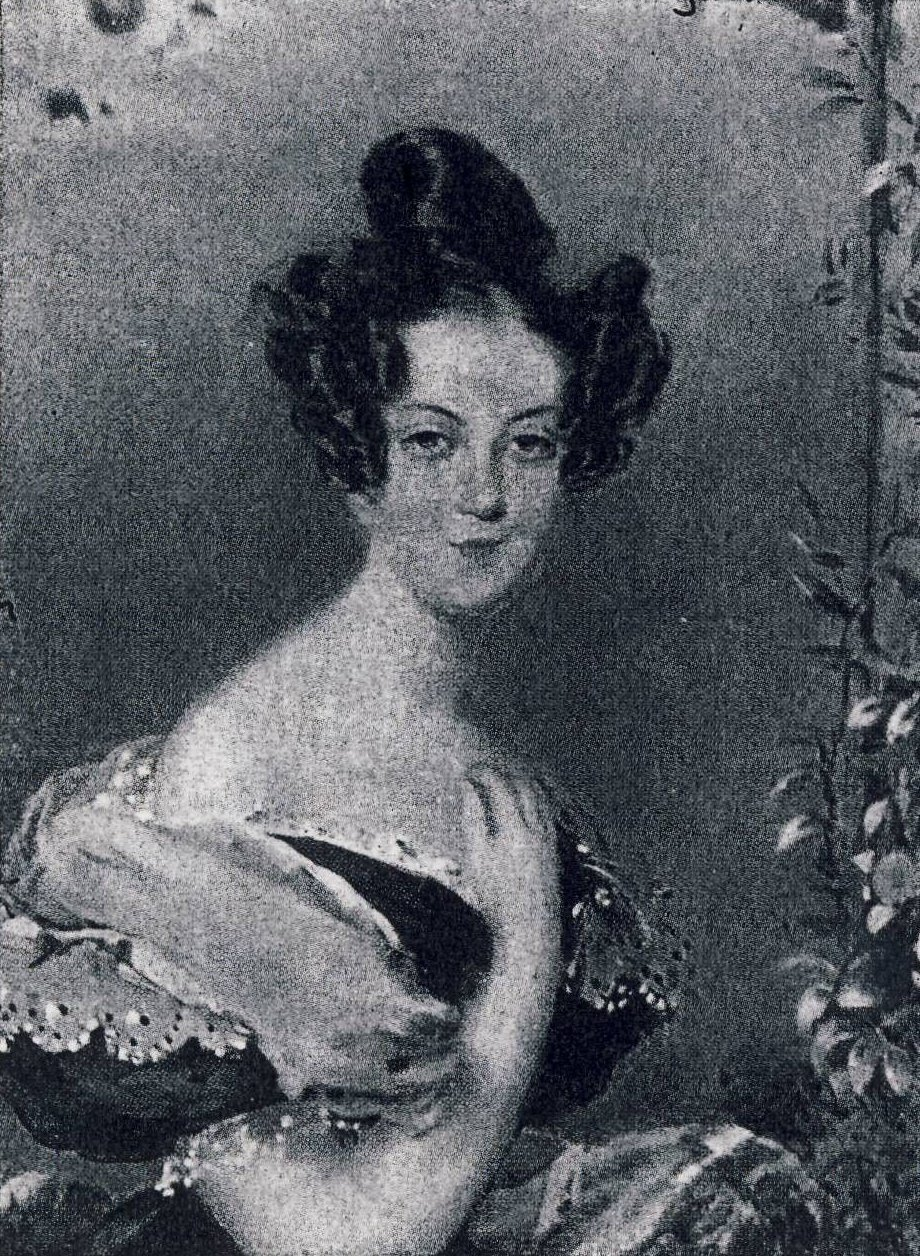 Frances Ellen Blood (1815-1886)