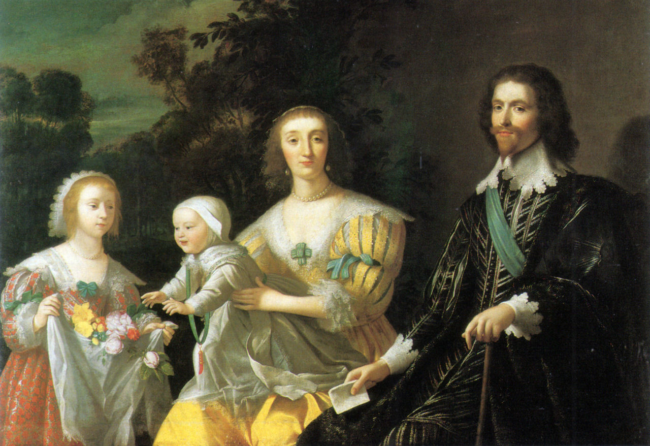 Katherine Manners husband and children