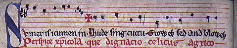 first line of Sumer Is Icumen In