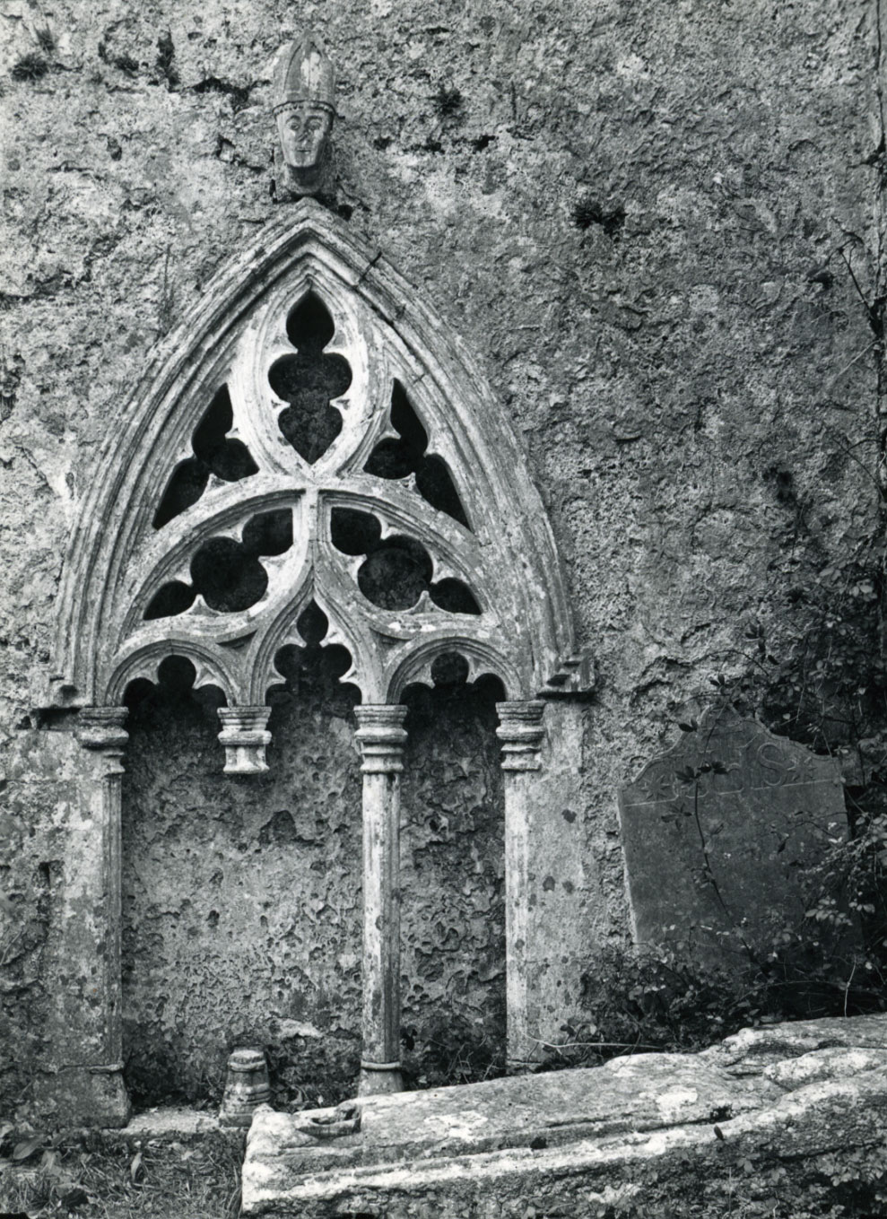 Kilfenora Cathedral detail