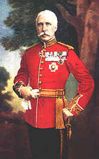 Major General Sir Bindon Blood